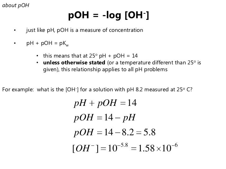 2012 topic 18 1 calculations involving acids and bases