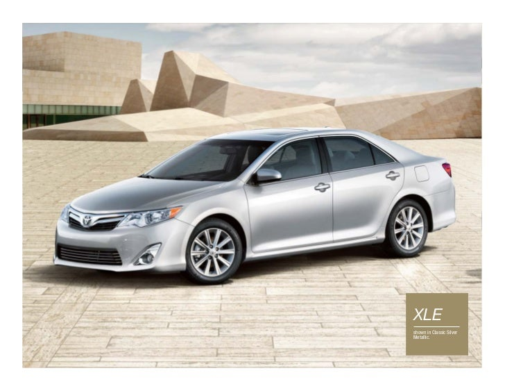2012 Toyota Camry For Sale MI