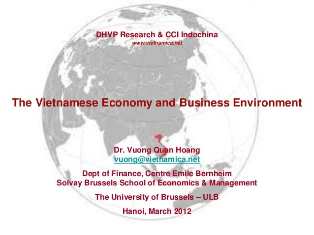 DHVP Research & CCI Indochina                         www.vietnamica.netThe Vietnamese Economy and Business Environment   ...