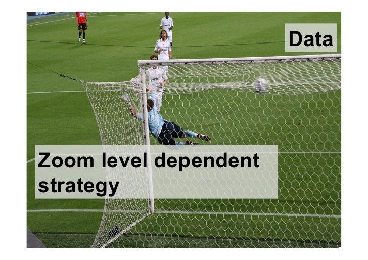DataZoom level dependentstrategy
