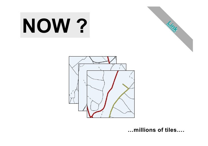 NOW ?        …millions of tiles….