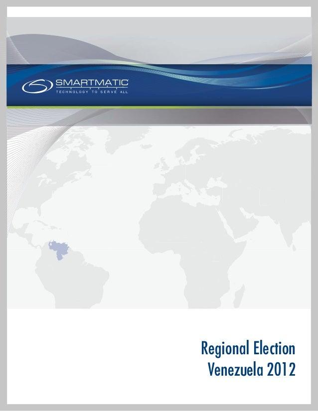 Regional Election Venezuela 2012