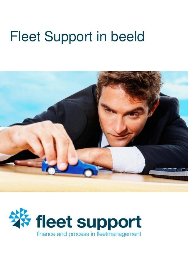 Fleet Support in beeld