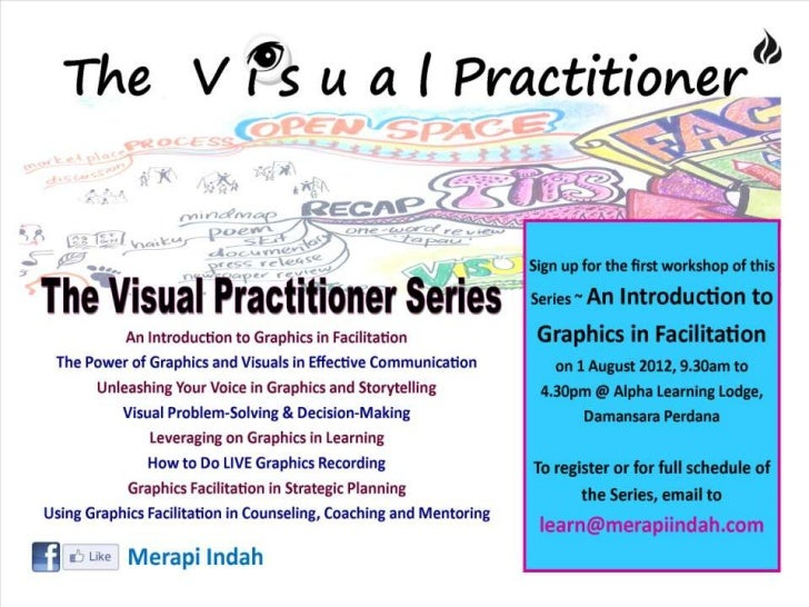 2012 visual practitioner series