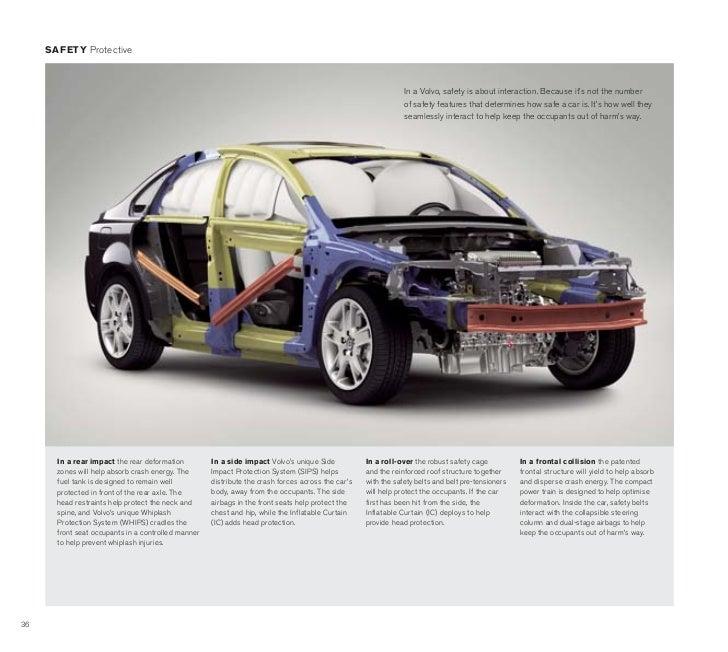 Volvo s40 safety