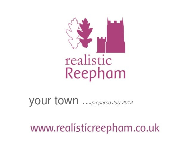 your town ...prepared July 2012