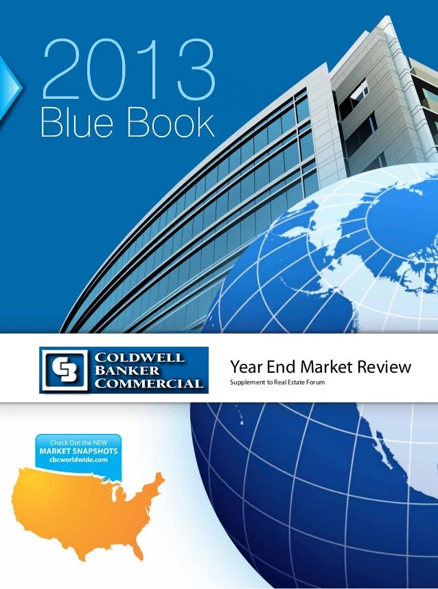 2012                  Blue Book                      Year End Market Review                      Supplement to Real Estate...