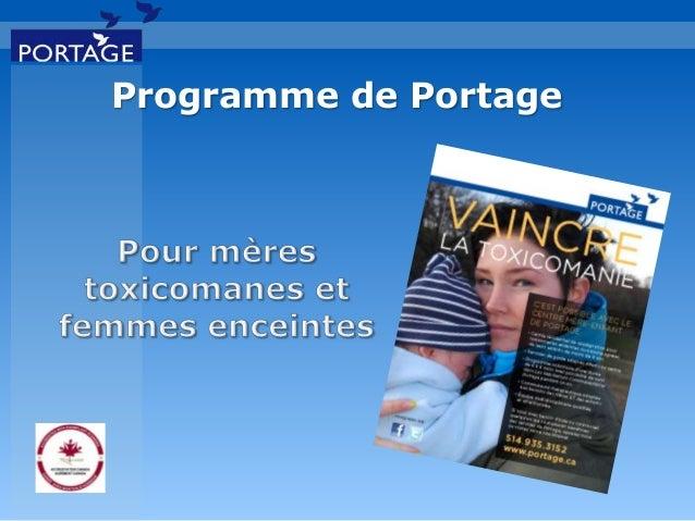 Programme de Portage