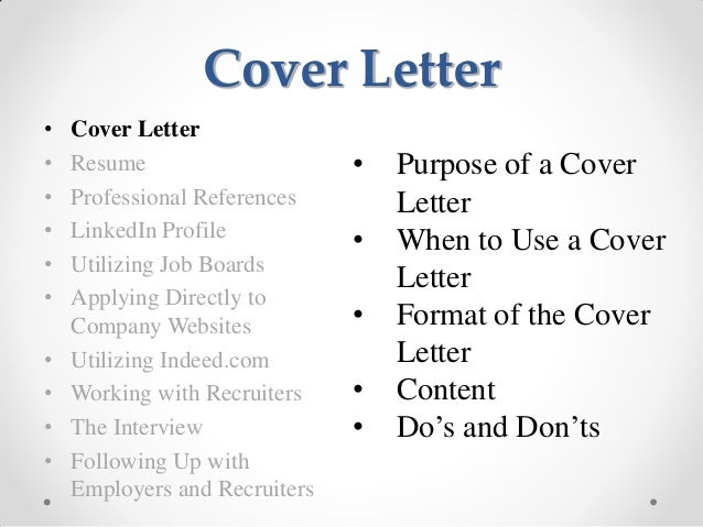 2013-01 How to Conduct an Effective Job Search