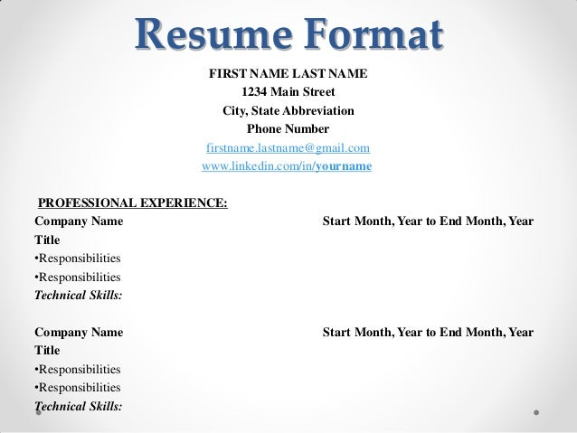 abbreviate months on resume