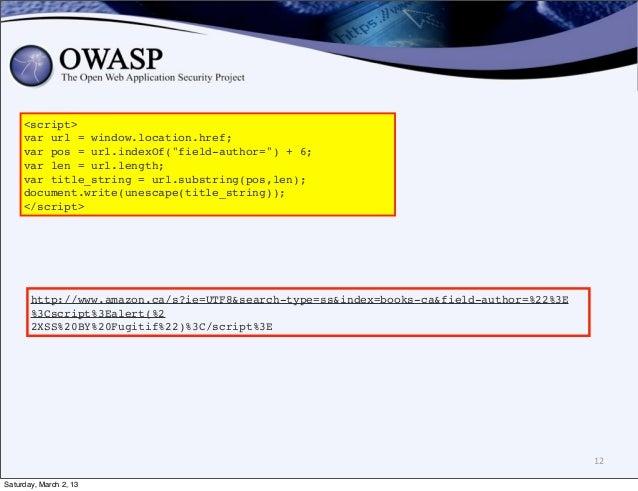 "<script>     var url = window.location.href;     var pos = url.indexOf(""field-author="") + 6;     var len = url.length;    ..."