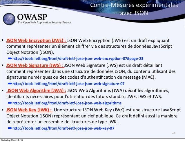 Contre-‐Mesures expérimentales                                                                              avec JS...