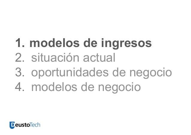 Modelos de negocio que van a funcionar en Internet Slide 3