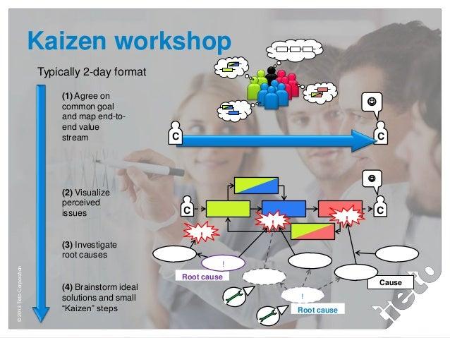 case study on kaizen concept