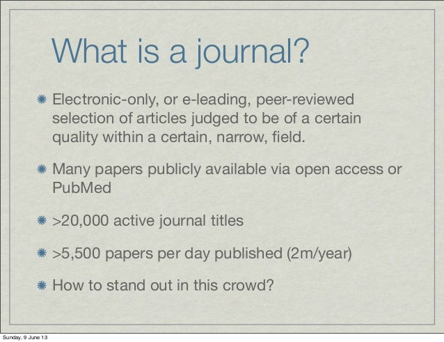 Template for Writing a Successful Journal Manuscript