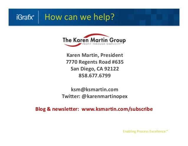 How can we help?           Karen Martin, President           7770 Regents Road #635             San Diego, CA 92122       ...