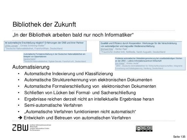 Automatisierung• Automatische Indexierung und Klassifizierung• Automatische Strukturerkennung von elektronischen Dokumente...