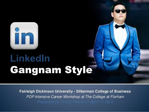 Fairleigh Dickinson University - Silberman College of BusinessPDP Intensive Career Workshop at The College at FlorhamPrese...