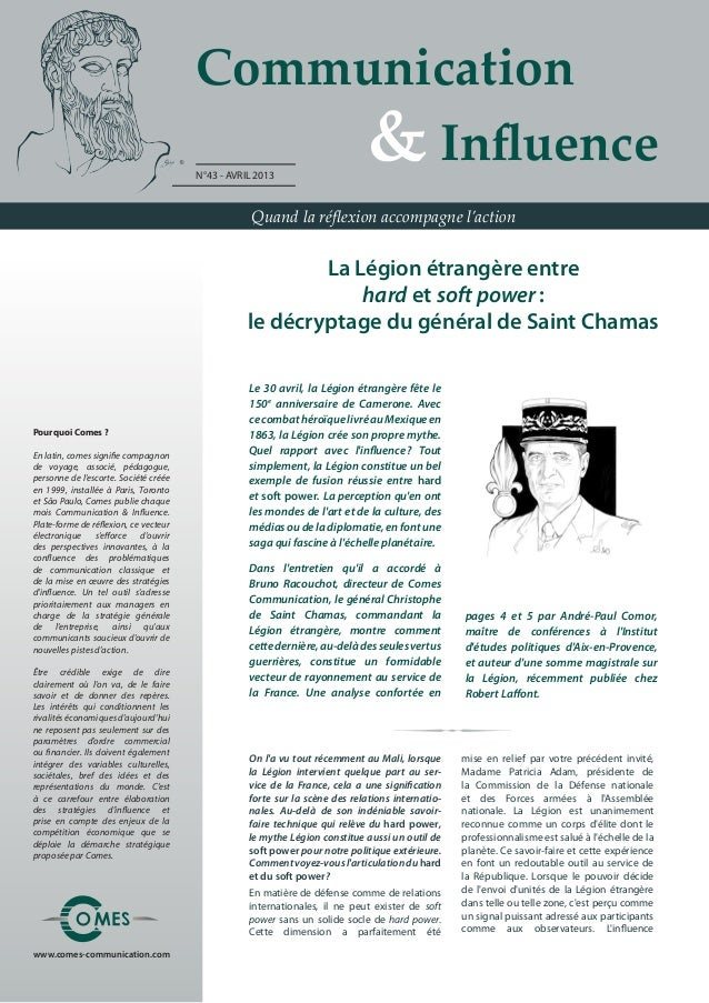 Communication	 	 	 	 & InfluenceQuand la réflexion accompagne l'actionwww.comes-communication.comPourquoi Comes ?En latin,...