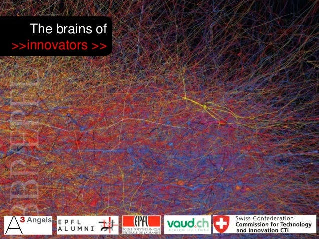 5yearsThe brains of>>innovators >>