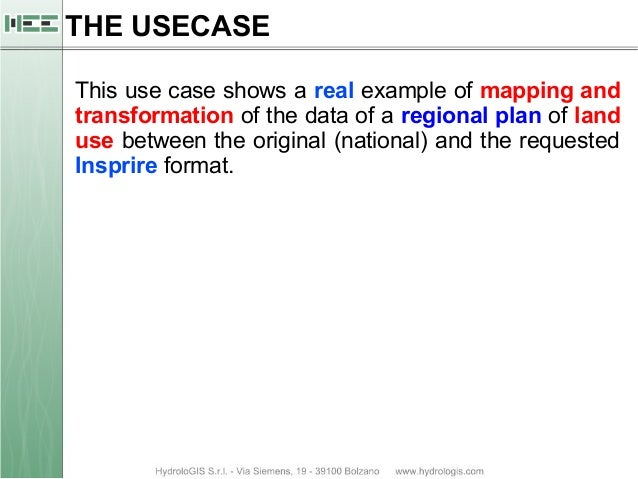 step by step mapping with hale for inspire Slide 2