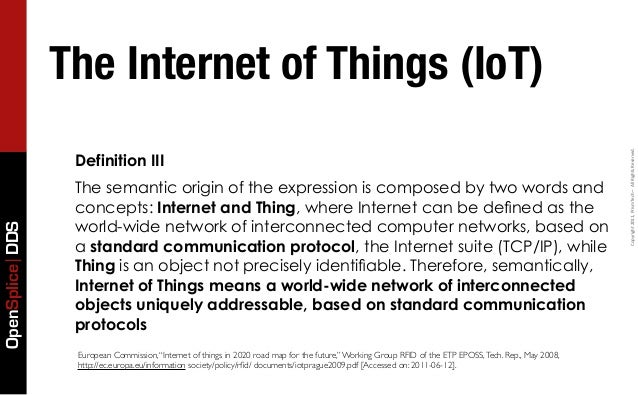definition internet of things pdf