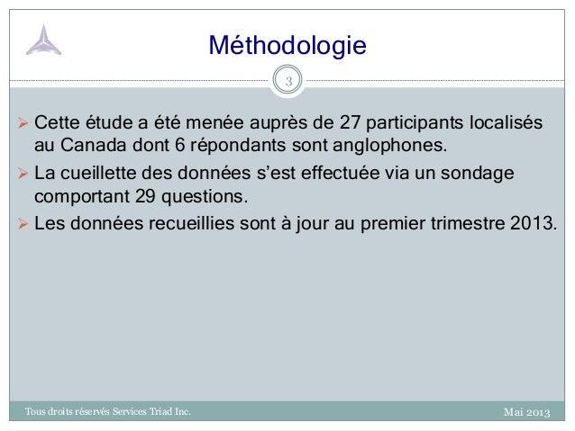 2013 05 - SOCAP - Étude de balisage Médias Sociaux Slide 3