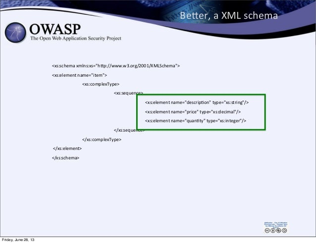"BeEer,  a  XML  schema <xs:schema  xmlns:xs=""hTp://www.w3.org/2001/XMLSchema"">   <xs:element  name=""item"">  ..."