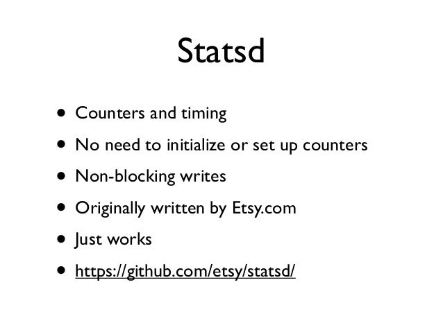 """$start = microtime(true); have_a_coffee(); $spent = (microtime(true) - $start) * 1000; StatsD::timing(""""coffee.timespent"""", ..."""