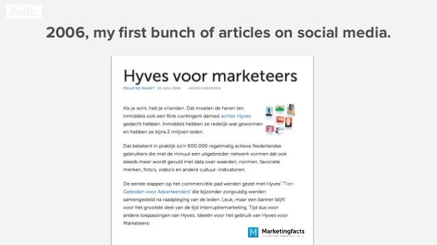 Social media success; A tribute to Excel and managementporn for #SMC050 Slide 3