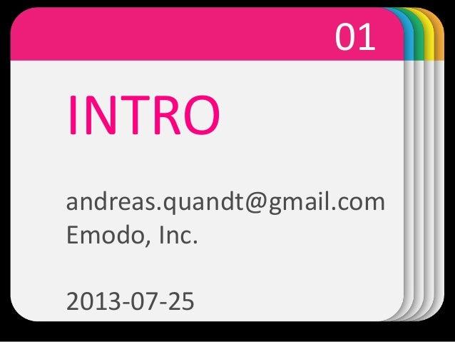 WINTERTemplate 01 INTRO andreas.quandt@gmail.com Emodo, Inc. 2013-07-25