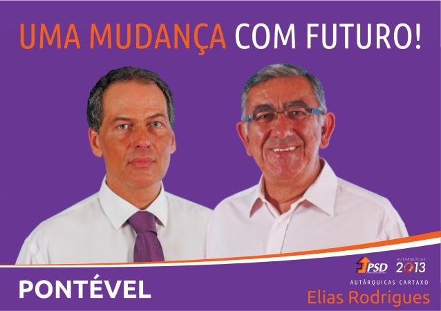 UMA MUDANÇA COM FUTURO - com Elias Rodrigues