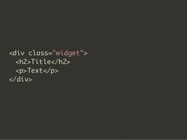 .widget { ... } .widget-body {  margin-top: 10px;  margin-bottom: 10px; }