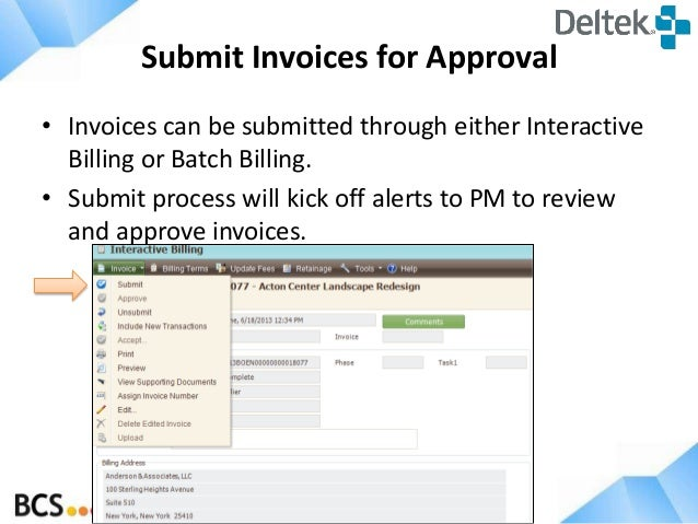 what s new in deltek vision 7 1 invoice approvals overhead allocati