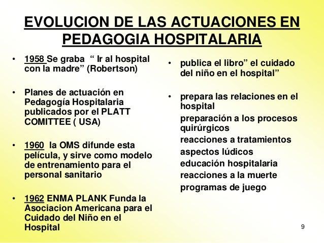2013 ucm pedagog a hospitalaria bloque 1 for Oficina relaciones internacionales ucm