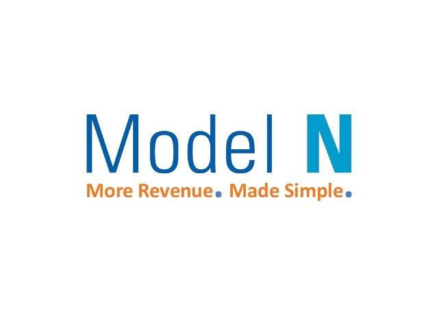 More Revenue.Made Simple.
