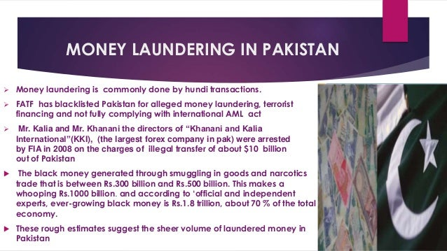 anti money laundering laws surrounded by security threats