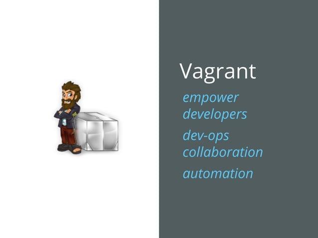 using Vagrant  $ gem install vagrant $ vagrant box add centos-6.0-x86_64  http://dl.dropbox.com/u/1627760/centos-6.0-x86_6...
