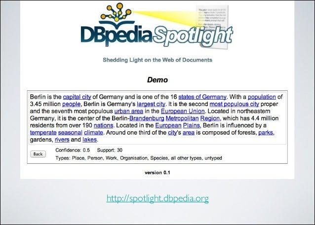 DBpedia Mappings Wiki, SMWCon Fall 2013, Berlin