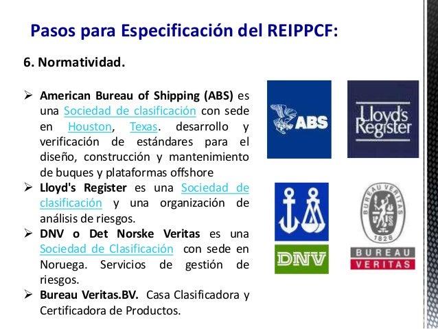 Sesi n t cnica sala atasta recubrimientoz intomescentes - Abs american bureau of shipping ...