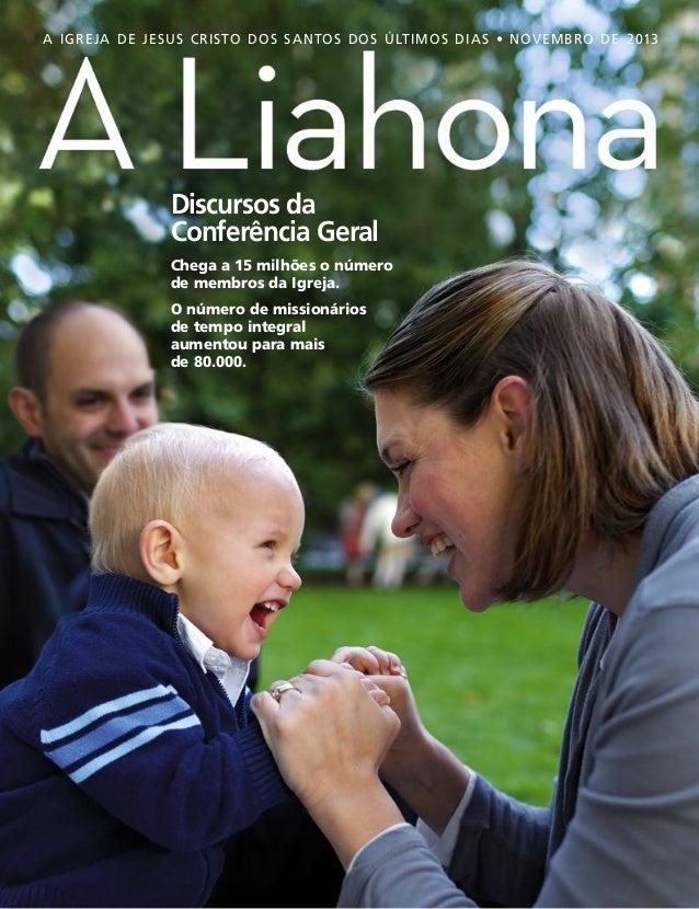Discursos da Conferência Geral Chega a 15 milhões o número de membros da Igreja. O número de missionários de tempo integra...