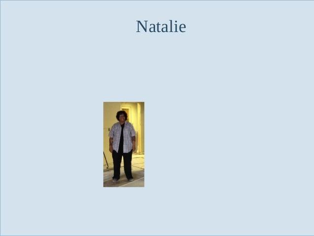 Natalie  Slide 41