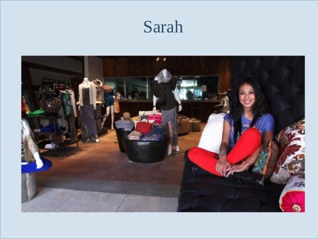 Sarah  Slide 50
