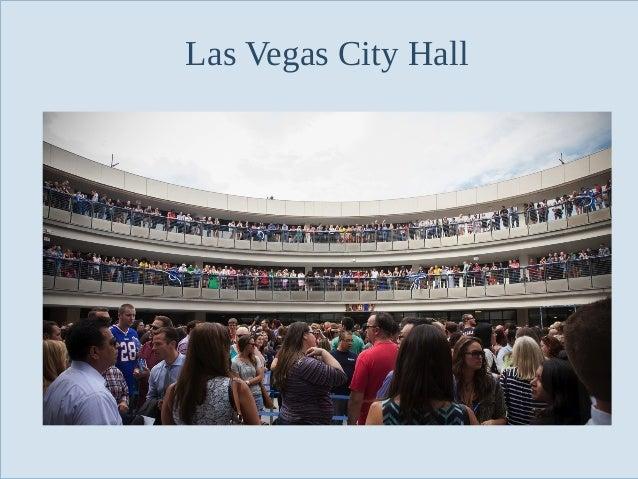 Las Vegas City Hall  Slide 7