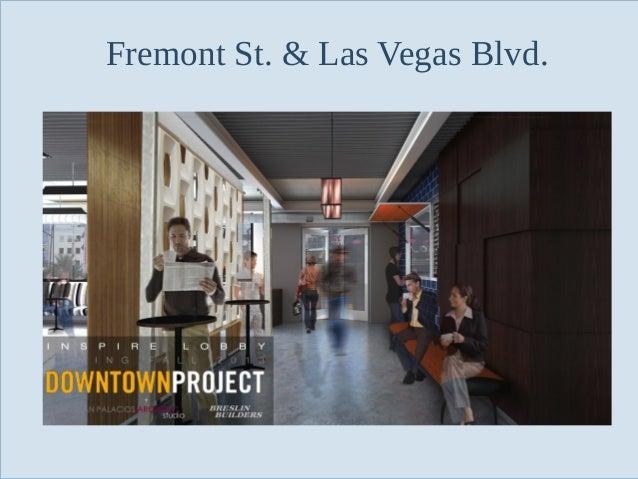 Fremont St. & Las Vegas Blvd.  Slide 93