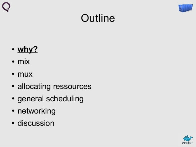 Deploying containers and managing them on multiple Docker hosts, Docker Meetup at RelateIQ Slide 3