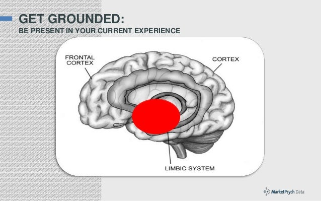 GET GROUNDED: BE PRESENT IN YOUR CURRENT EXPERIENCE