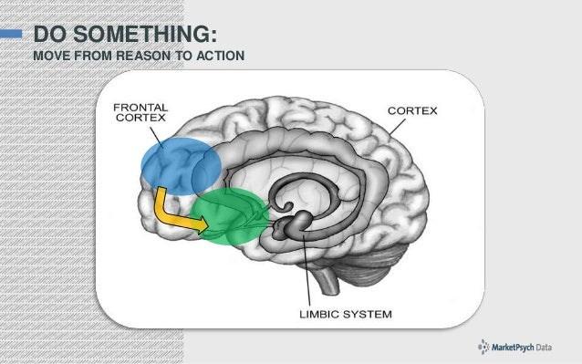 DO SOMETHING: MOVE FROM REASON TO ACTION