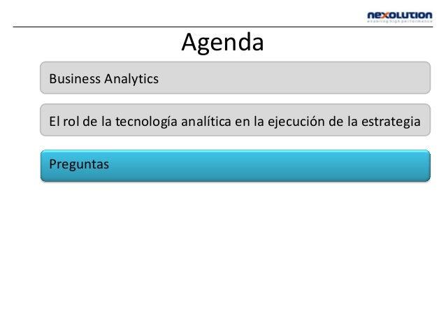 ¿Cómo desarrollar una estrategia exitosa de business analytics?