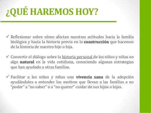 LAS HUELLAS DEL PASADO Slide 3